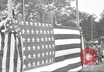 Image of Major General Thomas H Barry addresses soldiers Rockford Illinois USA, 1917, second 18 stock footage video 65675063008