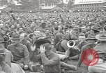 Image of Major General Thomas H Barry addresses soldiers Rockford Illinois USA, 1917, second 23 stock footage video 65675063008