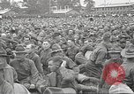 Image of Major General Thomas H Barry addresses soldiers Rockford Illinois USA, 1917, second 24 stock footage video 65675063008