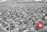 Image of Major General Thomas H Barry addresses soldiers Rockford Illinois USA, 1917, second 26 stock footage video 65675063008