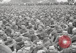 Image of Major General Thomas H Barry addresses soldiers Rockford Illinois USA, 1917, second 27 stock footage video 65675063008