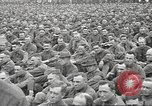 Image of Major General Thomas H Barry addresses soldiers Rockford Illinois USA, 1917, second 28 stock footage video 65675063008