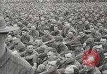 Image of Major General Thomas H Barry addresses soldiers Rockford Illinois USA, 1917, second 29 stock footage video 65675063008