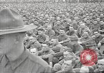 Image of Major General Thomas H Barry addresses soldiers Rockford Illinois USA, 1917, second 30 stock footage video 65675063008