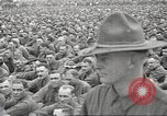 Image of Major General Thomas H Barry addresses soldiers Rockford Illinois USA, 1917, second 33 stock footage video 65675063008