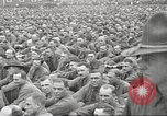 Image of Major General Thomas H Barry addresses soldiers Rockford Illinois USA, 1917, second 34 stock footage video 65675063008