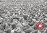 Image of Major General Thomas H Barry addresses soldiers Rockford Illinois USA, 1917, second 35 stock footage video 65675063008