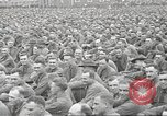 Image of Major General Thomas H Barry addresses soldiers Rockford Illinois USA, 1917, second 36 stock footage video 65675063008