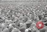 Image of Major General Thomas H Barry addresses soldiers Rockford Illinois USA, 1917, second 37 stock footage video 65675063008