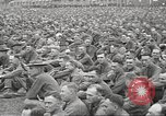 Image of Major General Thomas H Barry addresses soldiers Rockford Illinois USA, 1917, second 39 stock footage video 65675063008