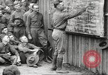 Image of United States soldiers receive World War I training United States USA, 1917, second 21 stock footage video 65675063009