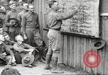 Image of United States soldiers receive World War I training United States USA, 1917, second 22 stock footage video 65675063009