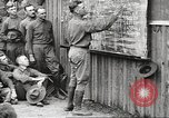 Image of United States soldiers receive World War I training United States USA, 1917, second 24 stock footage video 65675063009