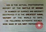 Image of Scenes of Midway Island in World War II Midway Island, 1942, second 23 stock footage video 65675063017