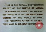 Image of Scenes of Midway Island in World War II Midway Island, 1942, second 24 stock footage video 65675063017
