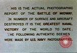 Image of Scenes of Midway Island in World War II Midway Island, 1942, second 26 stock footage video 65675063017