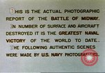Image of Scenes of Midway Island in World War II Midway Island, 1942, second 32 stock footage video 65675063017