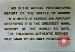 Image of Scenes of Midway Island in World War II Midway Island, 1942, second 33 stock footage video 65675063017