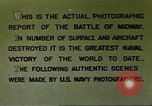 Image of Scenes of Midway Island in World War II Midway Island, 1942, second 37 stock footage video 65675063017
