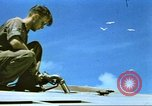 Image of USAAF B-17s on Midway Island in World War II Midway Island, 1942, second 49 stock footage video 65675063018