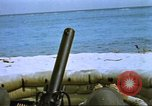 Image of Japanese planes bombing Midway Island in World War II Midway Island, 1942, second 9 stock footage video 65675063019