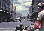 Image of Military policemen Hawaii USA, 1942, second 57 stock footage video 65675063028