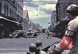 Image of Military policemen Hawaii USA, 1942, second 59 stock footage video 65675063028