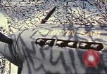 Image of Names on various P-47 aircraft World War 2 United States USA, 1942, second 50 stock footage video 65675063029