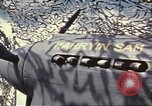Image of Names on various P-47 aircraft World War 2 United States USA, 1942, second 56 stock footage video 65675063029