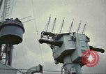 Image of Crew of British warship demonstrate techniques United Kingdom, 1942, second 8 stock footage video 65675063031