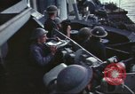 Image of Crew of British warship demonstrate techniques United Kingdom, 1942, second 34 stock footage video 65675063031