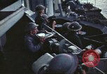 Image of Crew of British warship demonstrate techniques United Kingdom, 1942, second 35 stock footage video 65675063031