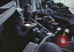 Image of Crew of British warship demonstrate techniques United Kingdom, 1942, second 37 stock footage video 65675063031