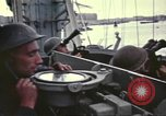 Image of Crew of British warship demonstrate techniques United Kingdom, 1942, second 62 stock footage video 65675063031