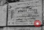 Image of United States military food ration shipping United States USA, 1943, second 10 stock footage video 65675063041