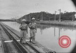 Image of United States Army Panama Canal, 1943, second 18 stock footage video 65675063049