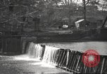 Image of view of waterway United States USA, 1944, second 18 stock footage video 65675063060