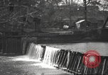 Image of view of waterway United States USA, 1944, second 20 stock footage video 65675063060