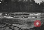 Image of view of waterway United States USA, 1944, second 31 stock footage video 65675063060