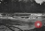 Image of view of waterway United States USA, 1944, second 32 stock footage video 65675063060