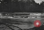 Image of view of waterway United States USA, 1944, second 33 stock footage video 65675063060