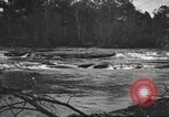 Image of view of waterway United States USA, 1944, second 35 stock footage video 65675063060