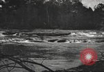 Image of view of waterway United States USA, 1944, second 36 stock footage video 65675063060
