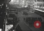 Image of Detroit Parade Michigan United States USA, 1944, second 40 stock footage video 65675063065