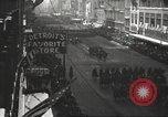 Image of Detroit Parade Michigan United States USA, 1944, second 41 stock footage video 65675063065