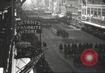 Image of Detroit Parade Michigan United States USA, 1944, second 42 stock footage video 65675063065