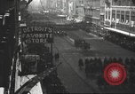 Image of Detroit Parade Michigan United States USA, 1944, second 43 stock footage video 65675063065