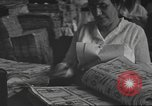 Image of government printing plant United States USA, 1944, second 24 stock footage video 65675063067
