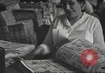 Image of government printing plant United States USA, 1944, second 27 stock footage video 65675063067
