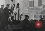 Image of catholic services France, 1917, second 24 stock footage video 65675063068